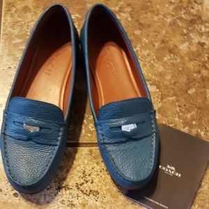 Coach loafers 7.5B or 38 EUR